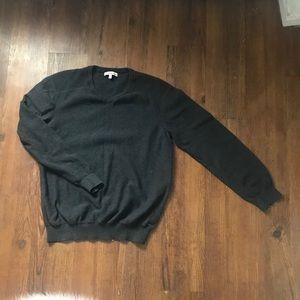 Calvin Klein Jeans Men's V Neck Sweater Sz L
